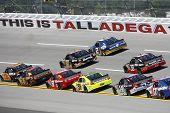 NASCAR: 499 de 23 de Apr Aaron