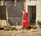 Fed Up  Santa