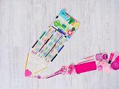 Colorful Creative Pencil