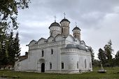 Rizopolozhensky monastery. Suzdal, Golden Ring of Russia.