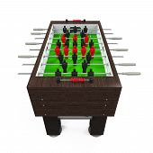 Foosball Soccer Table Game