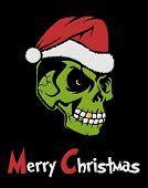 Zombie Santa Claus