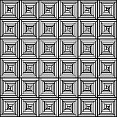 picture of swastika  - Abstract Retro Geometric seamless pattern - JPG