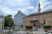 Mosque in centre of Plovdiv town