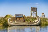 Lake Titicaca, Peru -