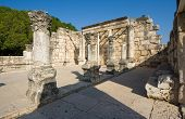 The Synagogue Of Capernaum