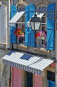Pretty Windows In Arles, France.
