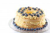Homemade Angel Lush Cake