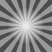 Vector Background Ray