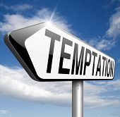 temptation resist devil temptations lose bad habits by self control