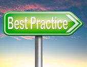best practice good available technology used by strategic management