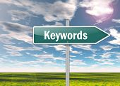 Signpost Keywords