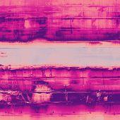 Rough vintage texture. With different color patterns: gray, purple (violet)