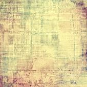Rough grunge texture. With different color patterns: yellow, brown, gray