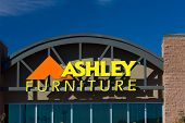 Ashley Furniture Store Exterior