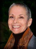 Attractive Senior Woman Smiling