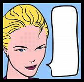 Comics Girl