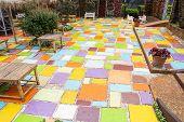 Beautyful Design Stone Floor Tiles