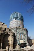 image of mausoleum  - Mausoleum of Emir Timur  - JPG