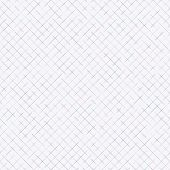 stock photo of cross-hatch  - Light seamless cross diagonal lines geometric pattern - JPG