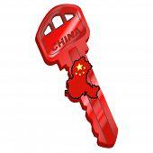 China Key