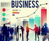 foto of enterprise  - Business Startup Corporate Enterprise Company Concept - JPG