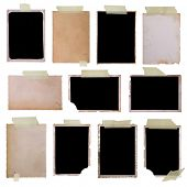 Vintage photo frames set 1, big collection