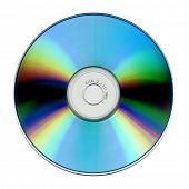 fine isolated cdrom image background