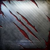 scratched metal background template (big pack)
