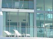 Luxury Apartment Balcony