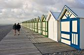 Boardwalk Beach Huts