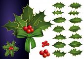 Christmas Wreaths and Boughs constructor