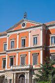 Seminario de Palacio. Molfetta. Apulia.