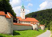 Weltenburg Abbey (Kloster Weltenburg) is a Benedictine monastery in Weltenburg in Kelheim on the Dan