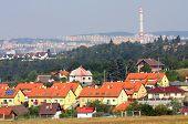 New family houses in Pilsen city periphery- Czech Republic