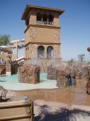 Luxury Pool Slide