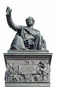 Monument Of Maximilian Joseph Cutout