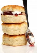 Three Scones And A Spoon