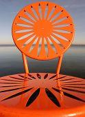 Uw Chairs Orange