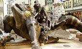 Ehe-Karussell-Brunnen, Ehekarusell - Nürnberg, Germa