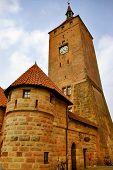 Weisser Turm, Weiße Turm - Nurnberg, Deutschland