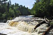 Lower Tahquamenon Falls, Michigan