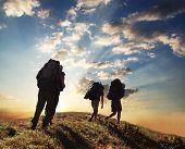 Caminhe sobre o sol