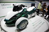 Can-am Spyder Hybrid Roadster