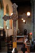Cross in Church