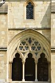 Arch from Medieval Cathedral