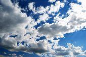 Full Of Clouds Sky