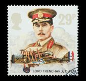 Lord Trenchard and RAF DH9A