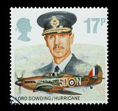 Lord Dowding and RAF Hurricane
