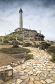 Lighthouse in Cape of Palos